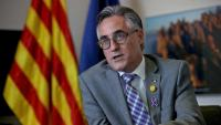 El conseller d'Empresa i Coneixement en funcions, Ramon Tremosa