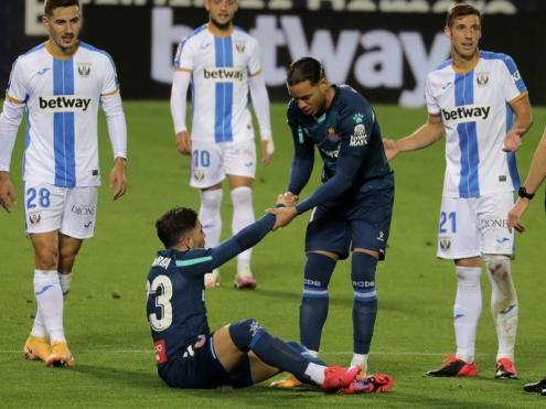 L'Espanyol necessita aixecar-se