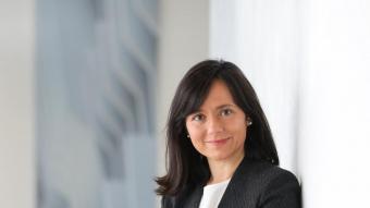Anna Pitarch explica les característiques de la Hipoteca Casa Eficient