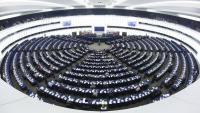 Pla general de l'hemicicle del Parlament Europeu