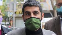 El conseller d'Afers Socials i Famílies, Chakir El Homrani