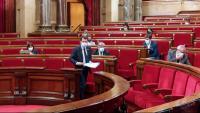 Ple del Parlament
