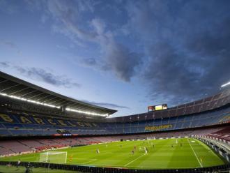 El Barça continua corregint la seva desastrosa economia