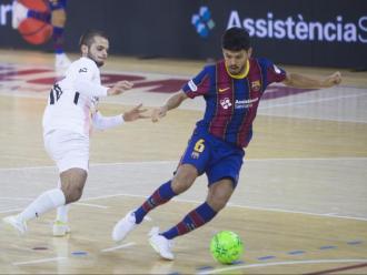 El Barça i l'Industrias Santa Coloma poden protagonitzar una final catalana si eliminen el Betis i el Jaén respectivament