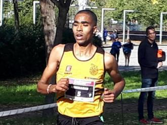 Abdessamad Oukhelfen va ser segon en l'edició del 2018 del cros de Granollers
