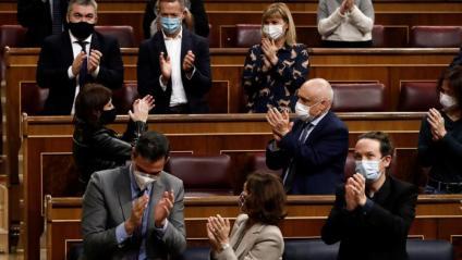 El Congrés aprova els pressupostos de l'Estat amb 188 vots gràcies al suport d'ERC, PDeCAT, PNB i Bildu