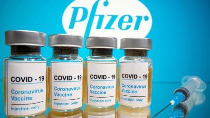 Unitats de vacunes Covid-19 de Pfizer