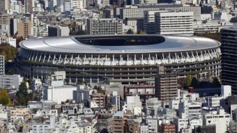 L'Estadi Nacional, seu principal dels Jocs Olímpics de Tòquio