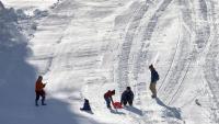 """Les escoles d'esquí del Sobirà alerten que les restriccions de mobilitat portaran al """"col·lapse"""" econòmic del territori"""
