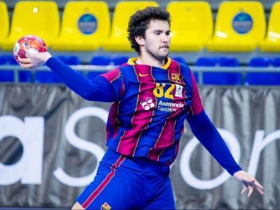 Luis Frade , que tornava a la convocatòria després de la lesió al turmell, ha contribuït al triomf amb tres gols