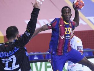 Mamadou Diocou , autor de cinc gols, es va mostrar pràcticament infal·lible des de l'extrem