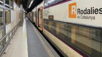 """Renfe denuncia que un grup de maquinistes fa una """"vaga encoberta"""" que provoca retards a Rodalies"""