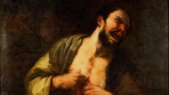 'Suïcidi de Cató', de Luca Giordano