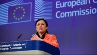 Vera Jourová comissària de justícia de la UE