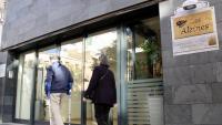 Façana principal de la residència Les Alzines de Tarragona