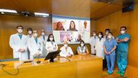 Els integrants del projecte SAINT sobre l'opció terapèutica de la ivermectina