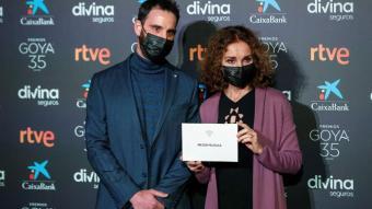 l'actor Dani Rovira i la cantant Ana Belén han fet la lectura dels nominats