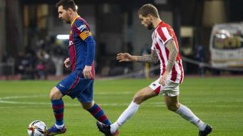 Messi i Íñigo Martínez