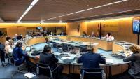 La reunió de la Mesa de Diàleg Social sobre els ERTO divendres passat a Madrid