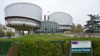La seu del Tribunal Europeu de Drets Humans