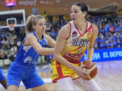 L'Spar Girona ha jugat i perdut contra l'Avenida les quatre darreres finals