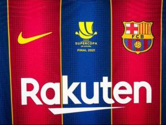 El detall en la samarreta pel partit de diumenge contra l'Athletic