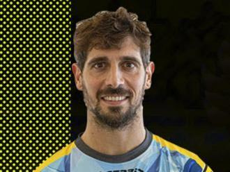 Cristian Rodríguez va marcar dos gols del Caldes