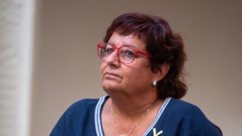 <b>L'exconsellera d'ERC, </b>en una imatge recent facilitada pel partit.