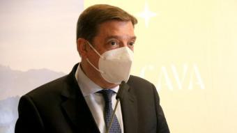 El ministre d'Agricultura, Luis Planas