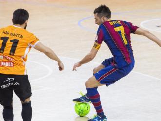 Dyego ha marcat els dos gols que han capgirat al partit