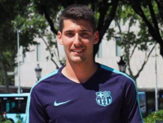 El velocista del Barça Pol Retamal està inscrit en els 200 m