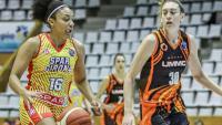 Helena Oma deixa l'Spar Girona de mutu acord amb el club