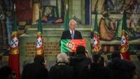 Marcelo de Sousa després de ser reelegit
