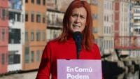 La candidata d'En Comú Podem, Jéssia Albiach