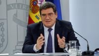El ministre d'Inclusió Social i Migracions, José Luis Escrivá