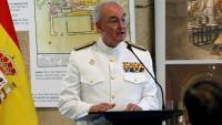 L'almirall general Teodoro Esteban López Calderón ha estat nomenat nou JEMAD