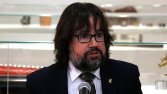 El president de Ferrocarrils de la Generalitat de Catalunya, Ricard Font