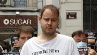 Pablo Hasél en una imatge del juny del 2020