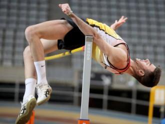 Daniel Torrero va superar els 2,08 m en alçada i va obtenir l'únic triomf de l'AA Catalunya en el campionat masculí
