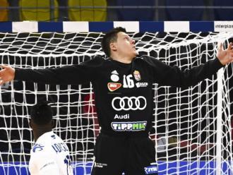 L'hongarès Roland Mikler està fent un gran torneig, però Gonzalo Pérez de Vargas i Rodrigo Corrales conformen la millor parella de porters del mundial