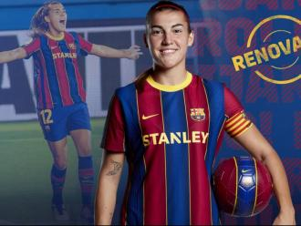 Guijarro renova amb el Barça