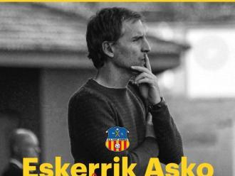 Mikel Azparren, destituit al Sant Andreu