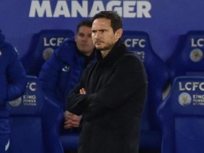 Frank Lampard en un partit