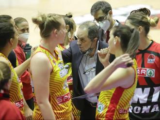 L'Spar Girona té sis partits de lliga regular encara a casa