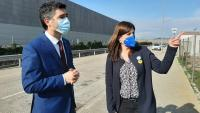 El vicepresident del Govern, Jordi Puigneró, i la consellera, Gemma Geis, tots dos a la foto, juntament amb la també consellera Lourdes Ciuró, renunciaran a l'escó