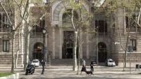 Seu del Tribunal Superior de Justícia de Catalunya, a Barcelona