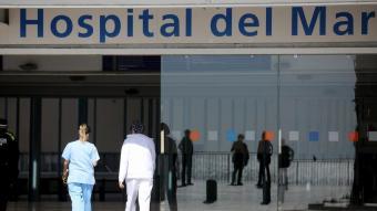 Entrada de l'Hospital del Mar