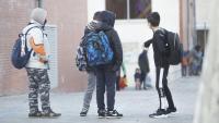 L'1,24% dels 72.000 grups escolars estan confinats per covid-19