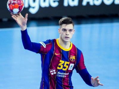 Domen Makuc , format al Celje, va ser el curs 2016-17 el primer jugador nascut al segle XXI en debutar a la Champions