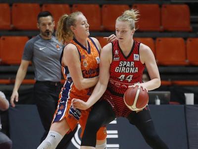Reisingerová, autora d'11 punts com Vasic i Romero